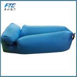 Luft-Schlafsacksun-Nichtstuer-Strand-kampierendes aufblasbares Luft-Bett