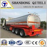 45 metros cúbicos de combustible de acero al carbono /el depósito de aceite semi remolque para venta