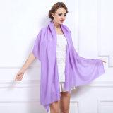 Женщин моды обычная цвета зимней шерсти шаль (YKY4520)
