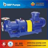 Pompe chimique de conduite No-Leakage magnétique (