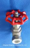 Válvula de compuerta de acero inoxidable con 200psi/PN16