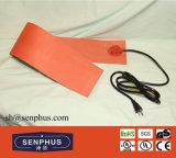Almofadas de aquecimento do silicone do UL