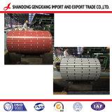 PPGI & PPGL Prepainted galvanizado y bobinas de acero Galvalume