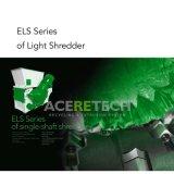 Trinciatrice/granulatore di Els per il materiale dello stampaggio mediante soffiatura