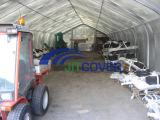 Entrepôt de stockage industriel, tente de stockage, tissu Building (JIT-2682)