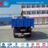 Caminhão de Dongfeng 4X2 com guindaste 5ton