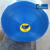 Grande tubo flessibile flessibile del PVC 30bar Layflat del diametro 152mm