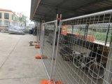 los paneles temporales de la cerca de la construcción de 2100mm*2400m m