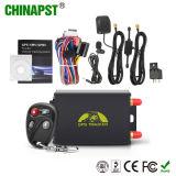 Anti-diefstal GPS van het Voertuig van de Afstandsbediening RFID SIM Drijver (pst-VT105B)