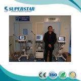 Ce van de Leverancier van China Betrouwbaar die voor het Ventilator Nieuwe S1200 wordt goedgekeurd van de Ziekenwagen ICU