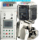 Máquina de impresión en huecograbado de control por ordenador para el PVC