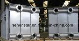 가스 냉각 장치, 넓은 채널 굴뚝 가스 폐열 복구 교환기