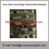 Zaino tattico del nylon di Molle della Cina dell'esercito del camuffamento poco costoso all'ingrosso di verde