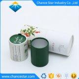 Custom de estilo superior e inferior del tubo de papel con papel de la tapa