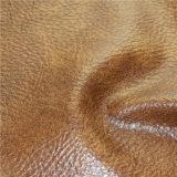 Cuero artificial Abrasión-Resistente al por mayor de la cubierta del sofá del PVC de China alto