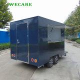 販売の移動可能な食糧トレーラー