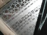 Зеркало вытравило лист нержавеющей стали 304 для частей лифта