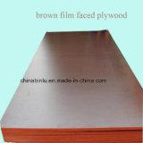 4ftx8FT prix bon marché Film face feuille de contreplaqué de matériaux de construction avec nom de marque personnalisée