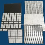 Abrasion and Resistant Impact Rubber Backed Aluminated Ceramic Liner