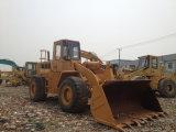 De de V.S. Gebruikte Tractor-Scraper Lader van het Wiel van de Rupsband van de voor-Lossing 950e (4-cilinders, cat3304-MOTOR)