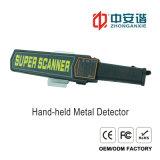 Vibration Alarmの高いPerformance Body Scanner Handheld Metal Detector