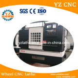 Ce SGS Certificated Wheel Repair CNC Lathe Machine