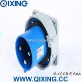 Qixing 위원회에 의하여 거치되는 플러그 230V 63A 3p 6h