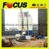 Vollautomatische stationäre konkrete stapelweise verarbeitende Pflanze Hzs75 mit Aufzug-Zufuhrbehälter
