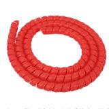 Luva protetora espiral hidráulica plástica para os cabos à terra do avião