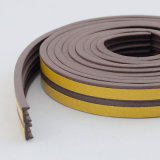 Auto-adhésif joint en mousse en caoutchouc EPDM pour porte de bois