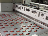 La línea de toque de alta calidad de la máquina para hacer caja de cartón corrugado