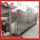 Frutos de ervas 3 camadas de equipamento de secagem da correia de ar quente proveniente da China