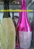 De Fles van het Glas van de wijn
