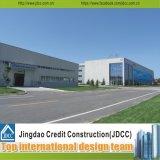 Qualitäts-Giebel-Stahlkonstruktion-Lager