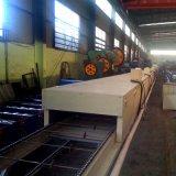 Riga mattonelle di sabbiatura di qualità di tetto rivestite della pietra che fanno le macchine