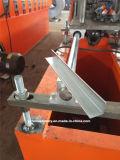 Feuille de métal de qualité Yufa porte d'obturation Profil Machines de formage de rouleau