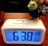 온도 책상 테이블 시계를 가진 Wj 큰 디지털 발광 다이오드 표시 자명종