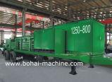 Arche de Bohai Construction du pavillon de la machine au sol