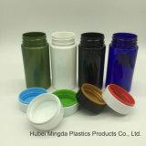 Botella plástica del animal doméstico de la categoría alimenticia de la alta calidad para el alimento del cuidado personal