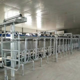 2*20 Cow Car Milking Parlor System