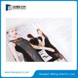 Catálogo de tecidos de impressão de mulheres