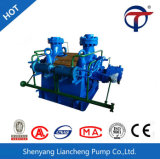 Pompe à eau à haute pression à plusieurs étages d'alimentation de chaudière à vapeur de dg