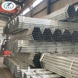 Section galvanisée de cavité de pipe de Gi de pipe en acier d'IMMERSION chaude