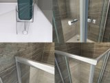 El cuarto de baño correderas de cristal templado de 8mm Mini Ducha