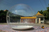 2017 Hot Salts Transparent PVC Bubble Tent Inflatable Ball Tent