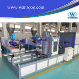 Linea di produzione di plastica dell'espulsione della singola vite macchina dell'espulsore del tubo del PE del PVC