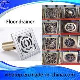 Het Afdruiprek van de Vloer van het Metaal van de Toebehoren van de badkamers