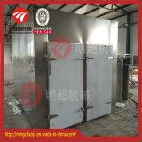 Realizado en acero inoxidable de la máquina de secado de frutas y verduras