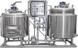 mini strumentazione di preparazione della birra 1bbl