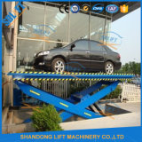 Elevación hidráulica del estacionamiento del coche con CE